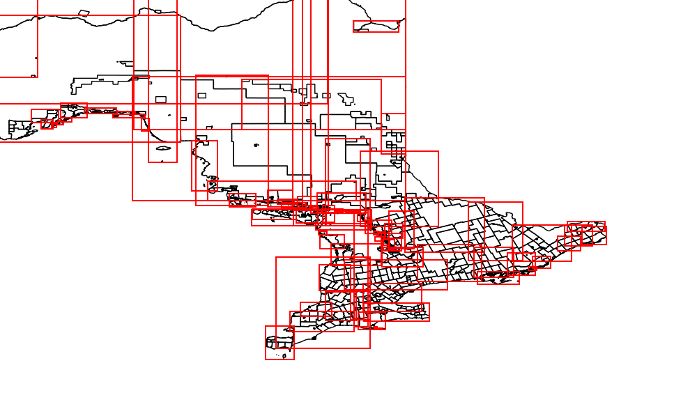 Karta - geospatial analysis in Python